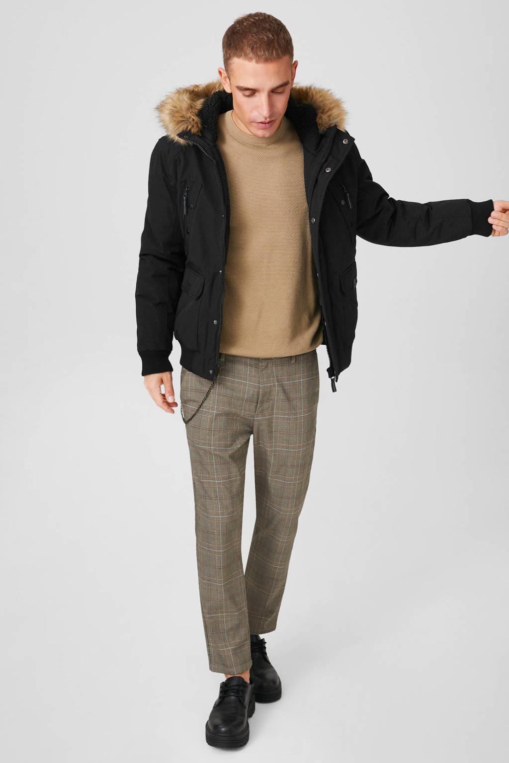 C&A Clockhouse jas zwart, Zwart