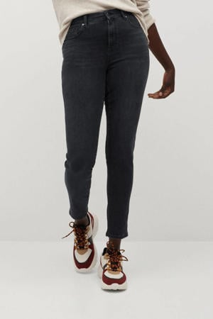 push-up super skinny jeans Irene Bi- stretch black denim