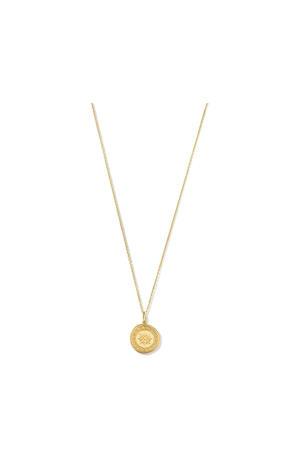 sterling zilveren ketting - VH340001 goudkleurig
