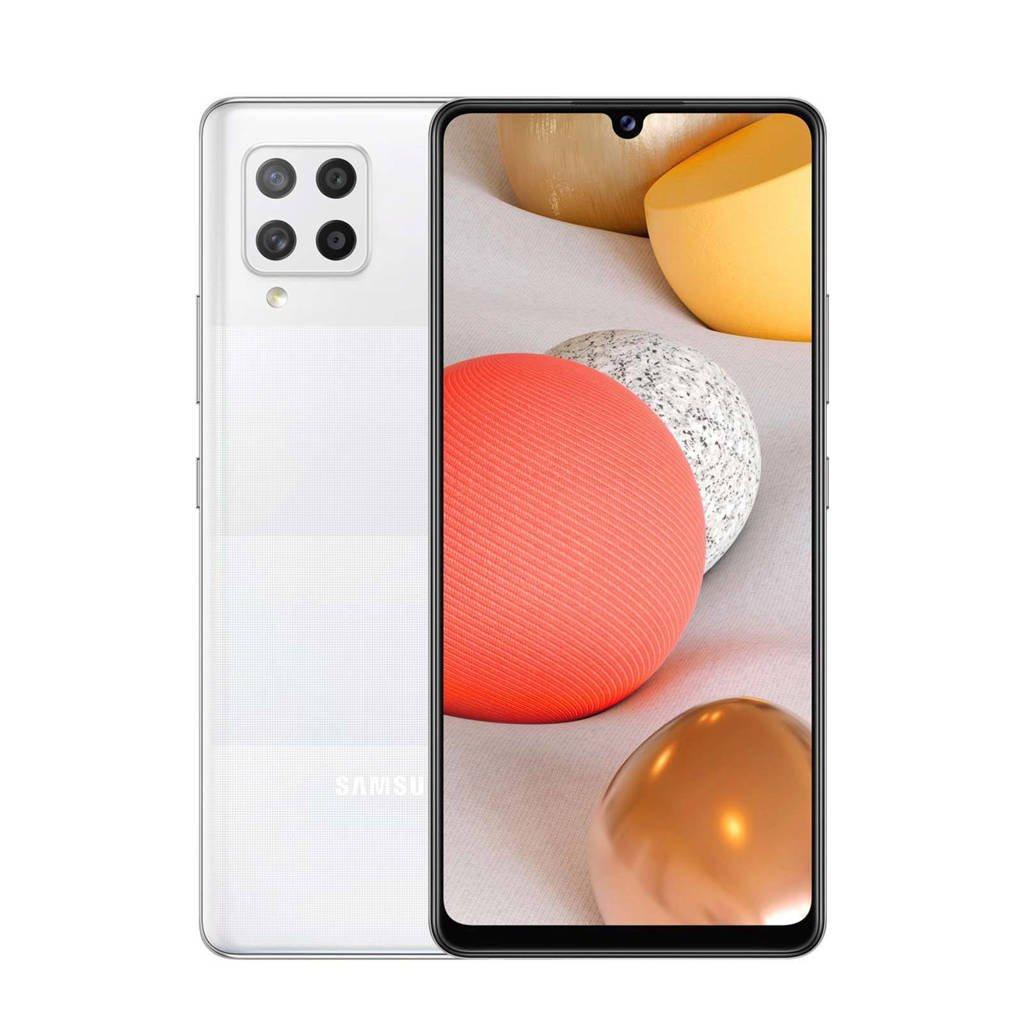 Samsung Galaxy A42 5G 128GB (wit), Wit