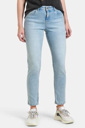 skinny jeans Ametist lichtblauw