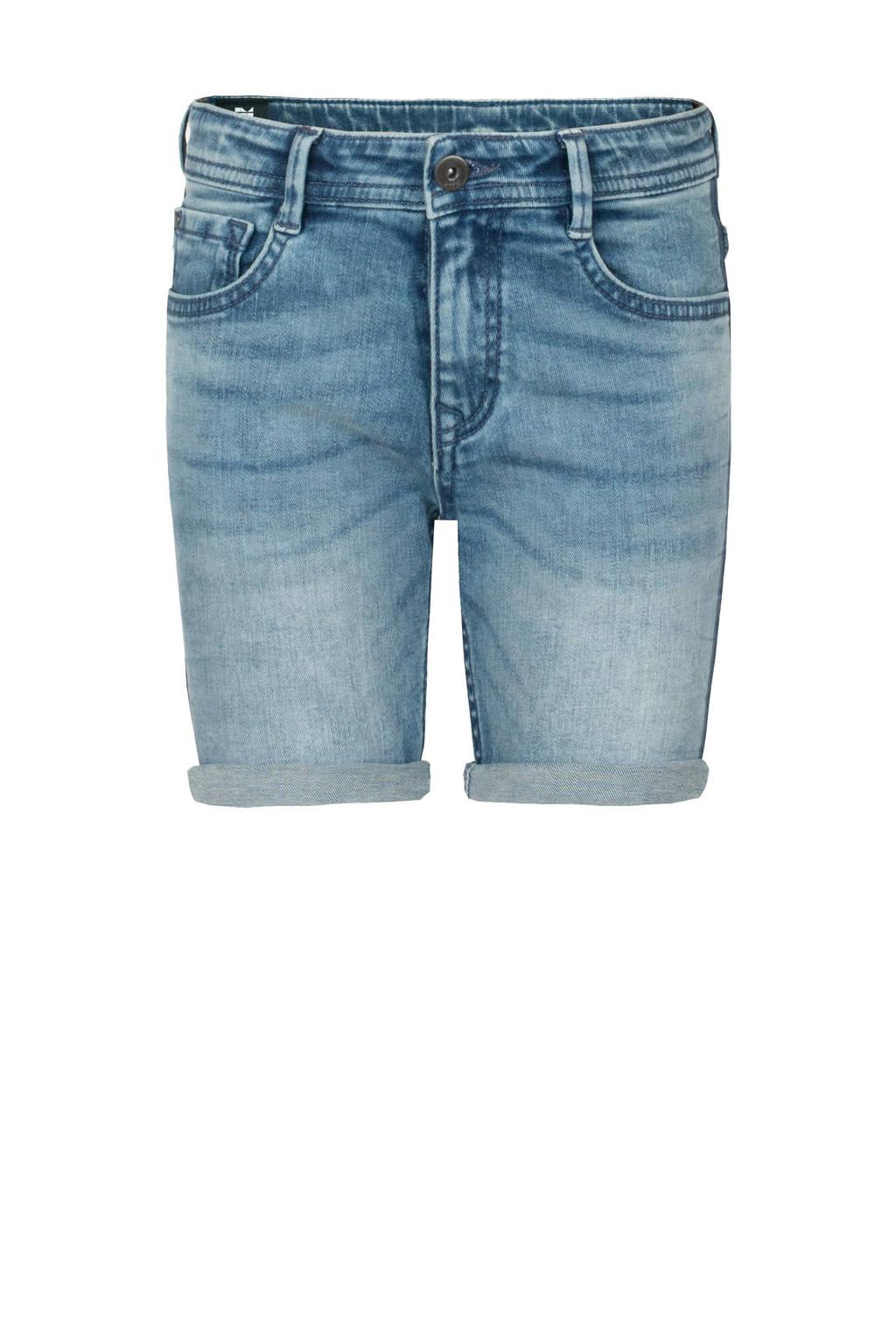Jill & Mitch by Shoeby regular fit jeans bermuda Luca stonewashed, Stonewashed