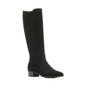 11756N  suède laarzen zwart