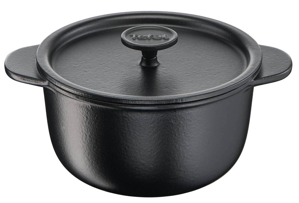 Tefal tradition gietijzeren braadpan (Ø20 cm)