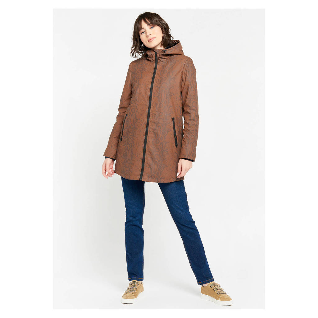 LOLALIZA parka toffee brown, Toffee brown