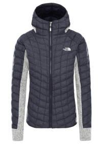 The North Face fleece vest blauw/grijs, Blauw/grijs