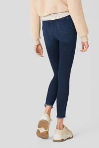 C&A Clockhouse high waist skinny jeans dark denim stonewashed, Dark denim stonewashed