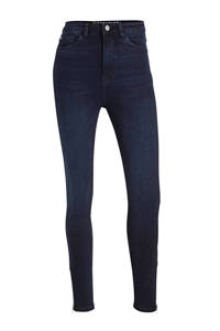 C&A Clockhouse skinny jeans donkerblauw, Donkerblauw