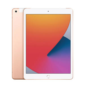 128GB 10.2 Inch (Goud) iPad 2020