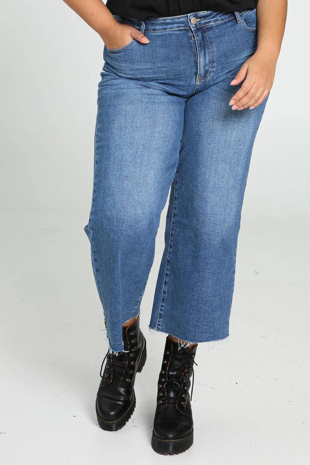 Paprika loose fit jeans light denim, Light denim