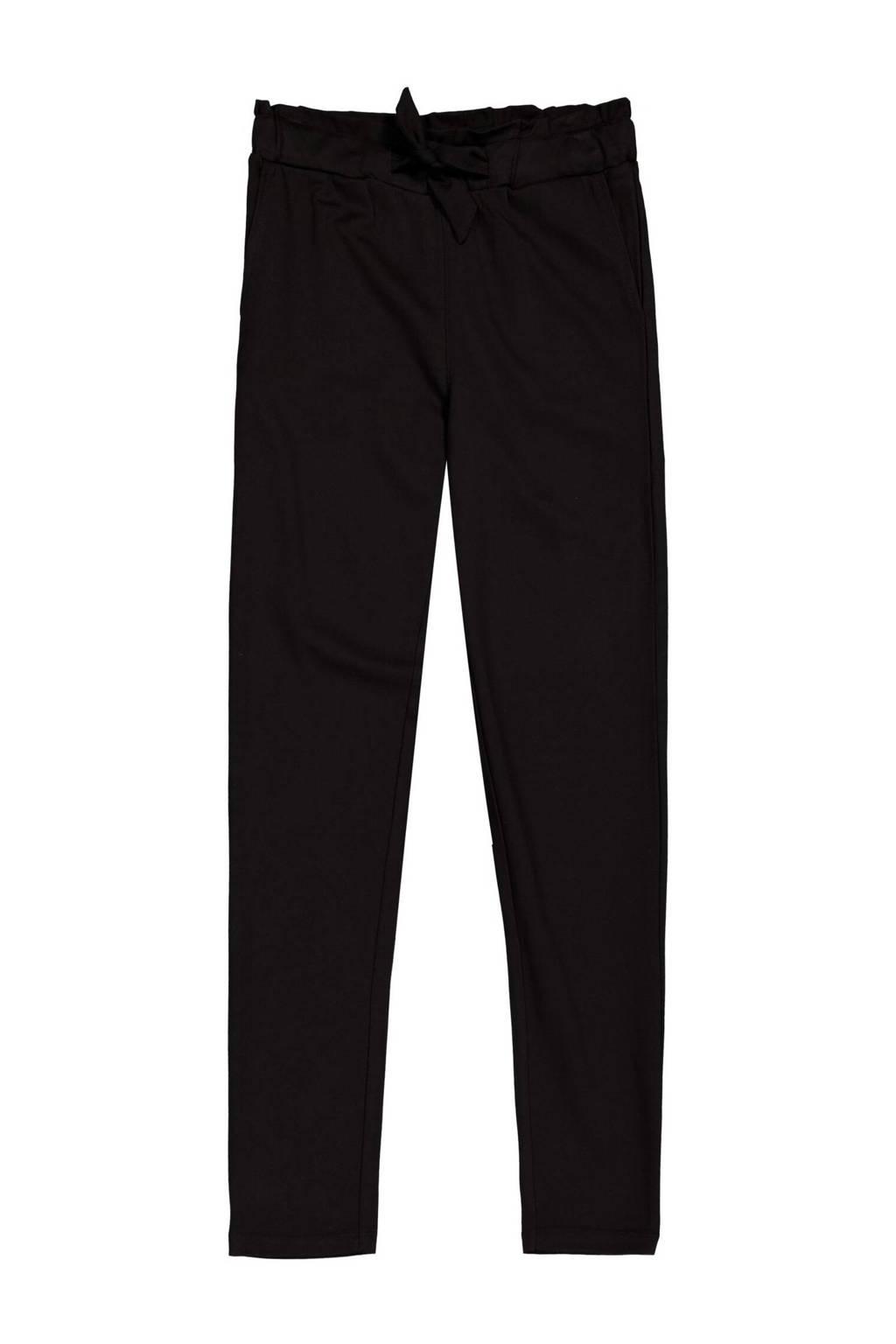 Garcia regular fit broek zwart, Zwart