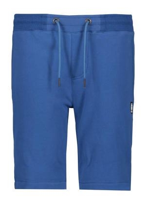 sweatshort blauw