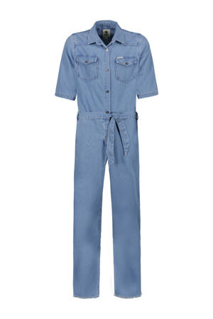 denim look jumpsuit Medium Used