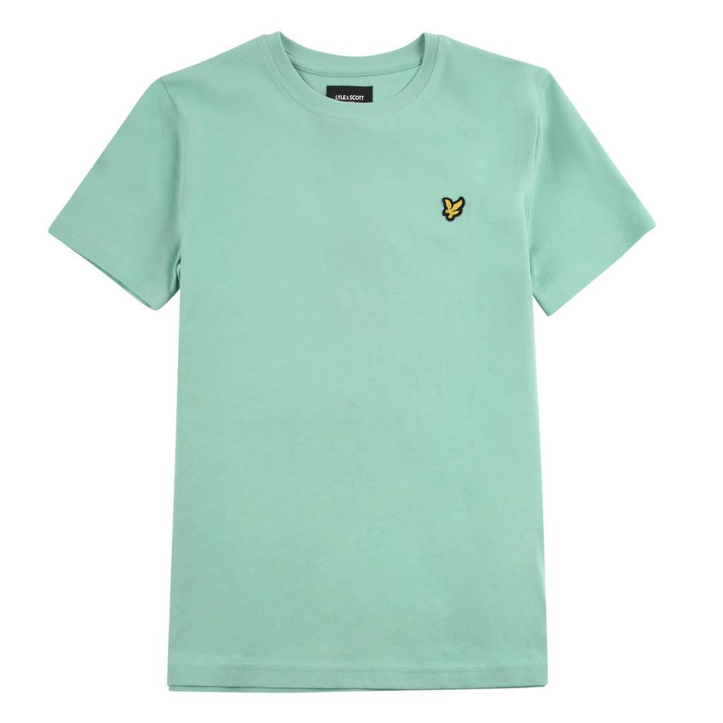 Lyle & Scott T-shirt groen, Groen