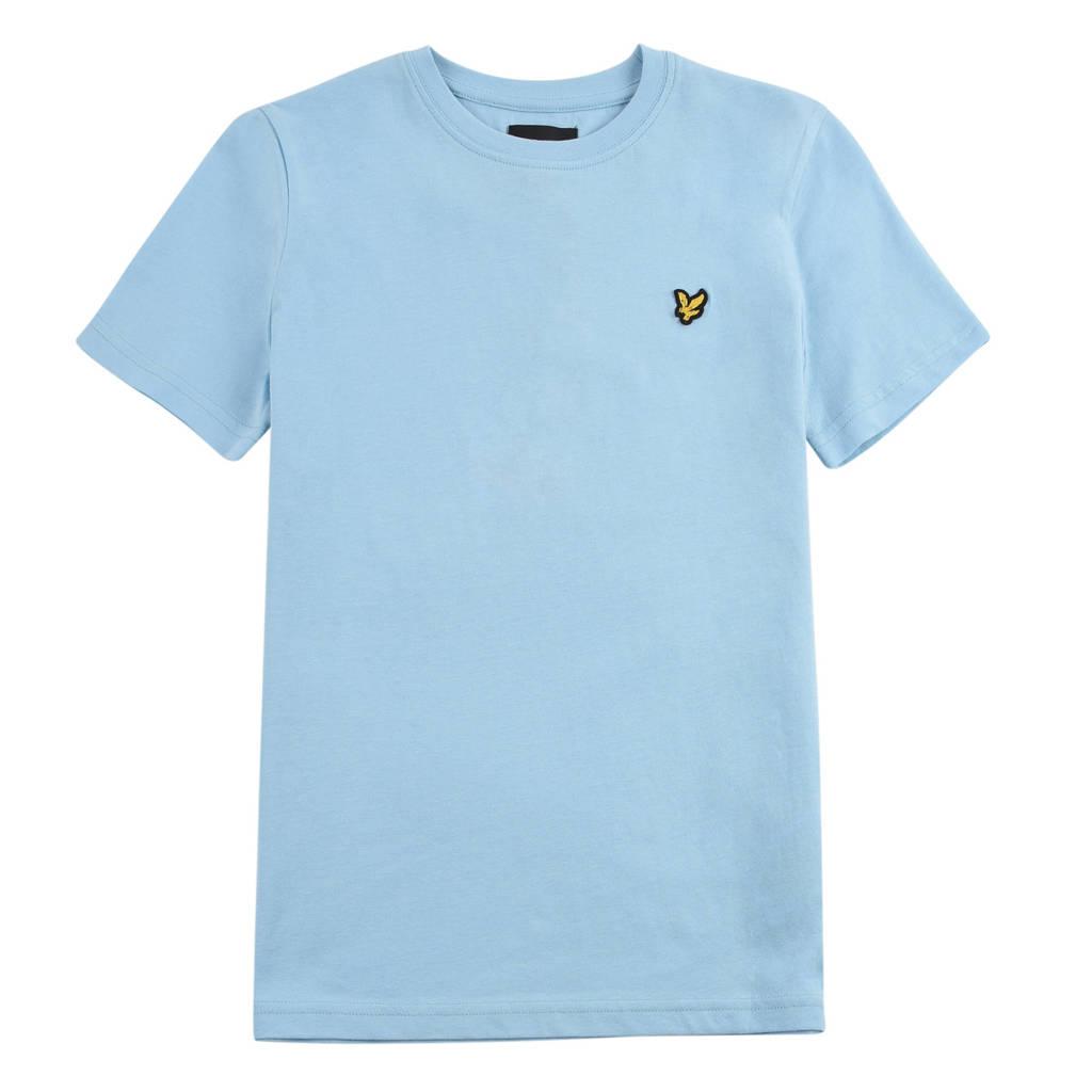 Lyle & Scott T-shirt lichtblauw, Lichtblauw