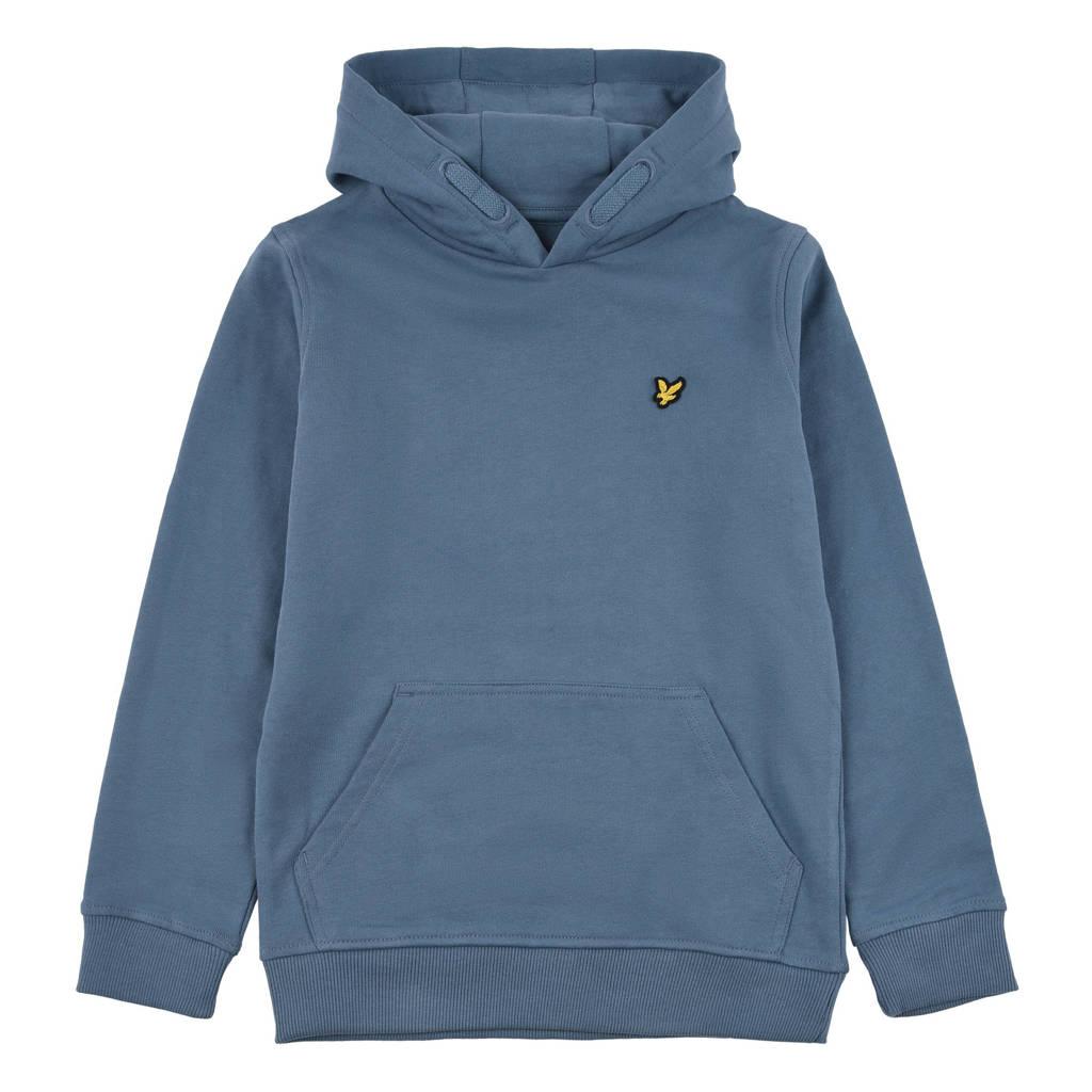 Lyle & Scott hoodie blauw, Blauw