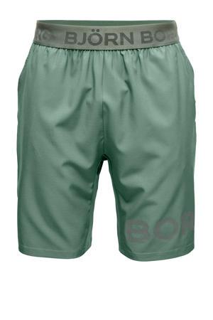 sportshort groen