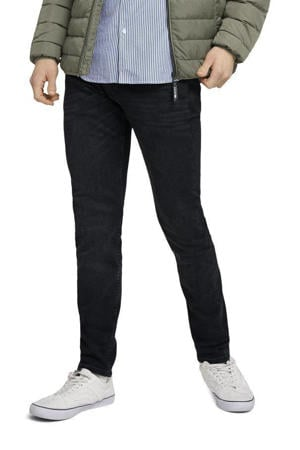 slim fit jeans Piers zwart