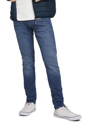 slim fit jeans Piers used light stone