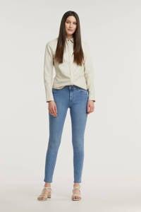 Wrangler skinny jeans indigo sky, Indigo Sky
