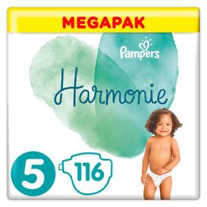 Harmonie Megapack Maat 5 (11kg+) 116 luiers