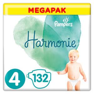 Harmonie Megapack Maat 4 (9-14kg) 132 luiers