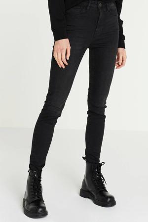 high waist skinny jeans Enri 5525-dark used