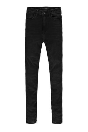 high waist skinny jeans 5525-dark used
