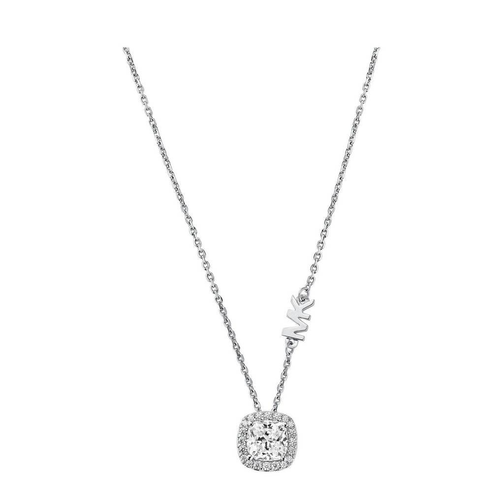 Michael Kors collier MKC1407AN040 Premium zilver, Zilver