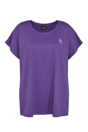 sport T-shirt paars