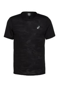 ASICS   hardloopshirt zwart, Zwart