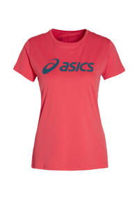ASICS sport T-shirt roze, Roze