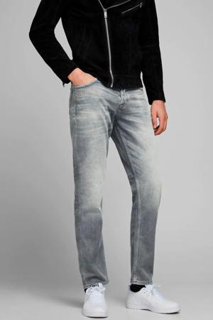 straight fit jeans Tim grijs