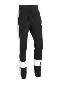 ASICS sportlegging zwart/grijs/wit, Zwart/grijs/wit