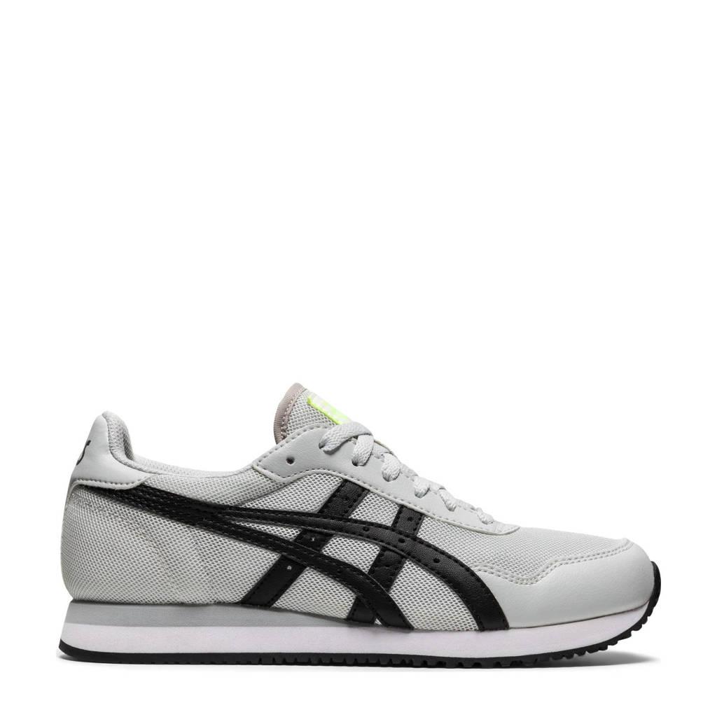 ASICS Tiger Runner  sneakers lichtgrijs/zwart, Lichtgrijs/zwart