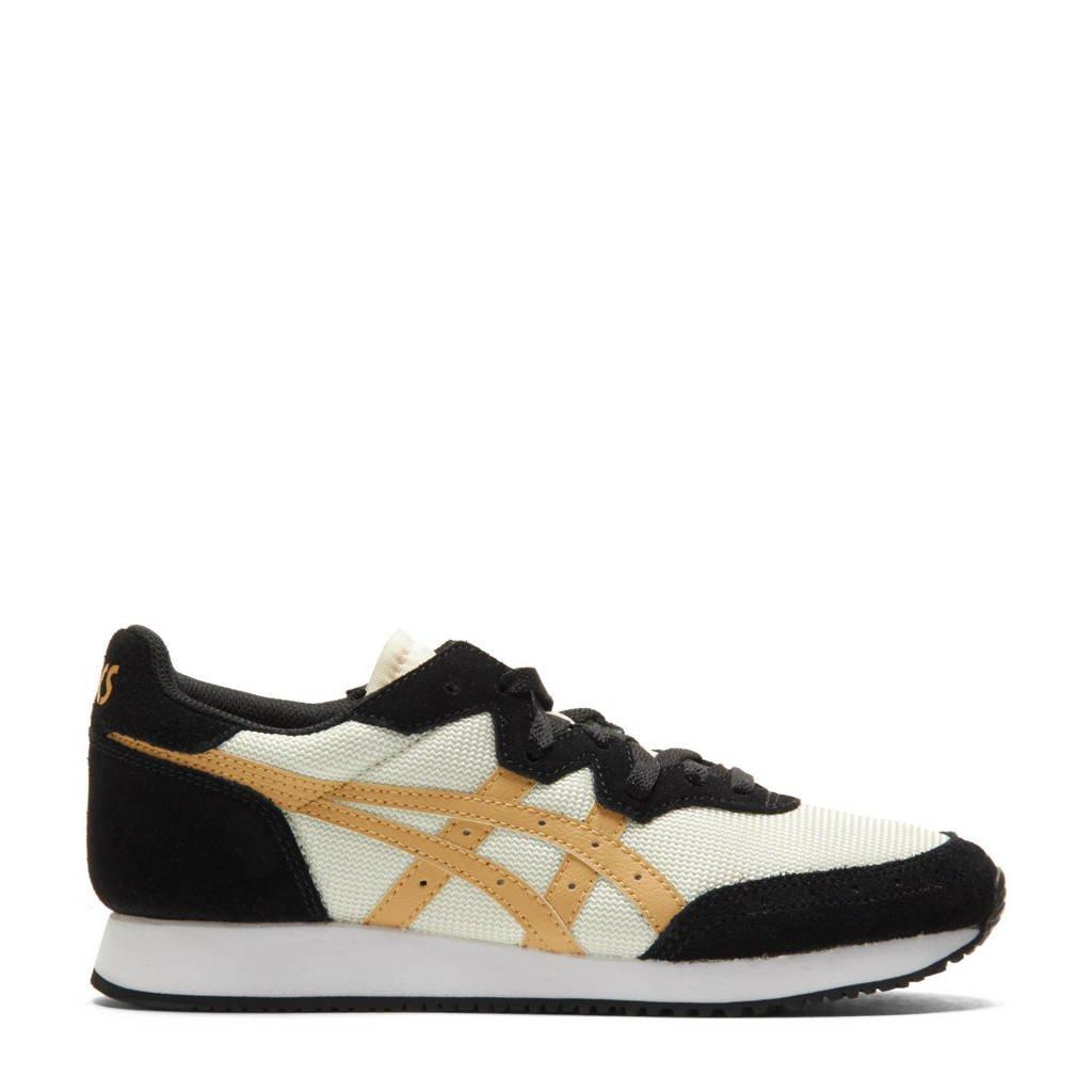 ASICS Tarther  sneakers ecru/zwart/camel