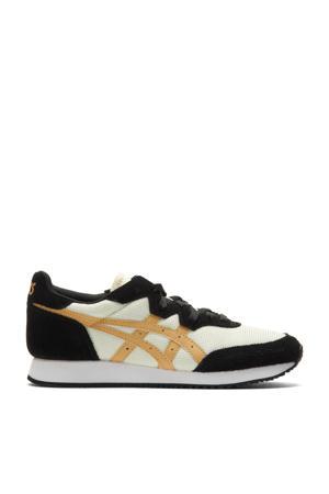 Tarther  sneakers ecru/zwart/camel