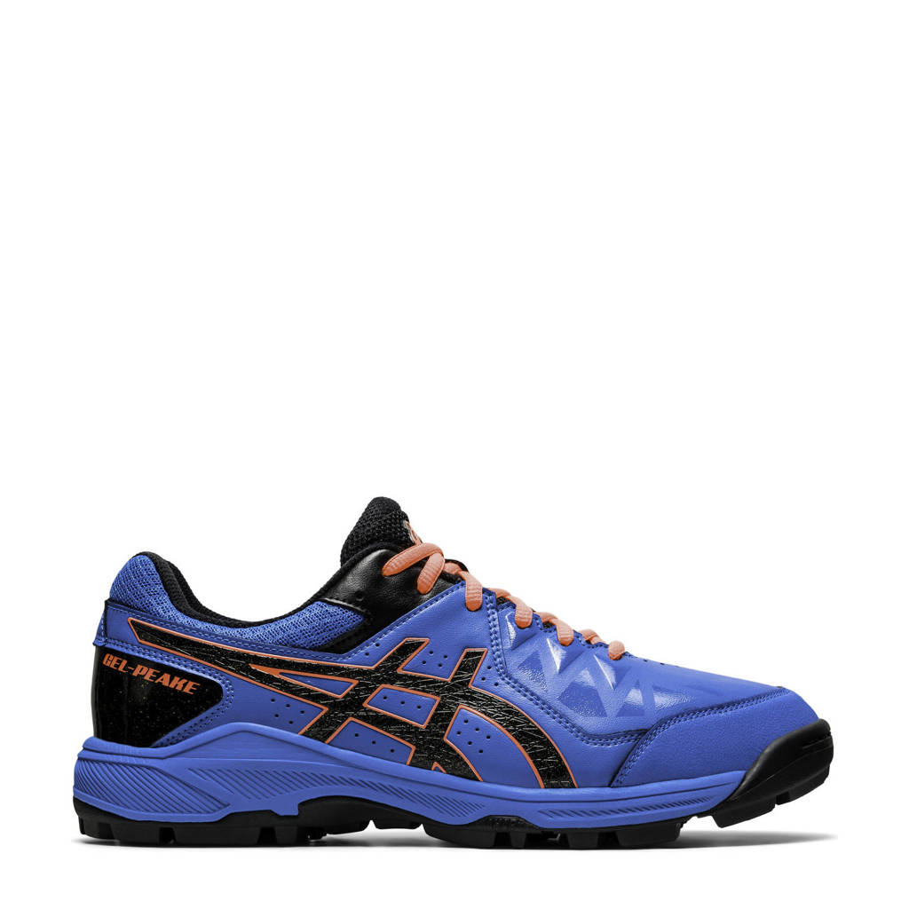 ASICS Gel-Peake  hockeyschoenen kobaltblauw/zwart, Kobaltblauw/zwart