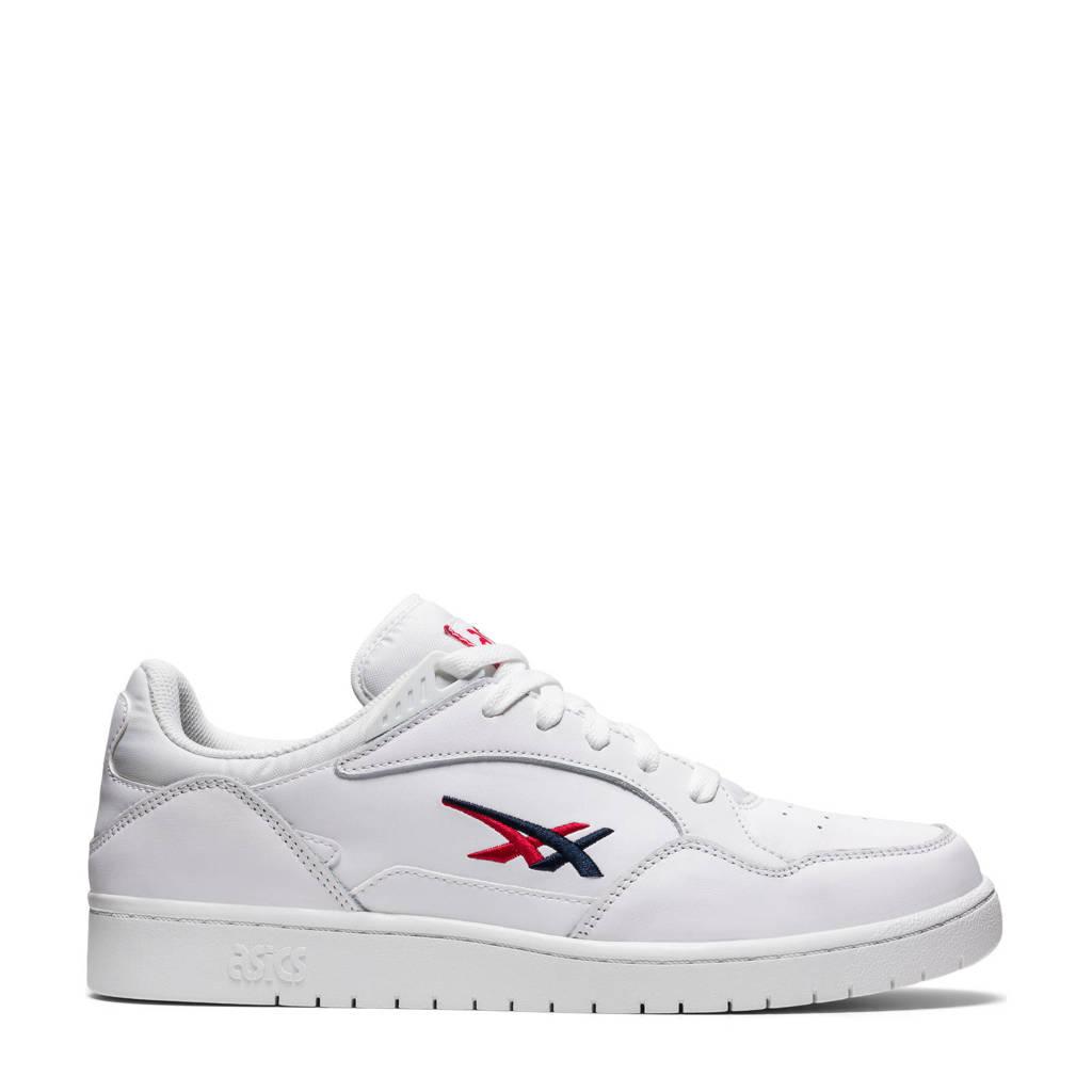ASICS Skycourt  sneakers wit/donkerblauw, Wit/donkerblauw