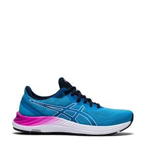 Gel-Excite 8 hardloopschoenen blauw/wit/roze