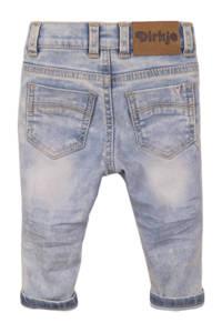 Dirkje slim fit jeans lichtblauw, Lichtblauw