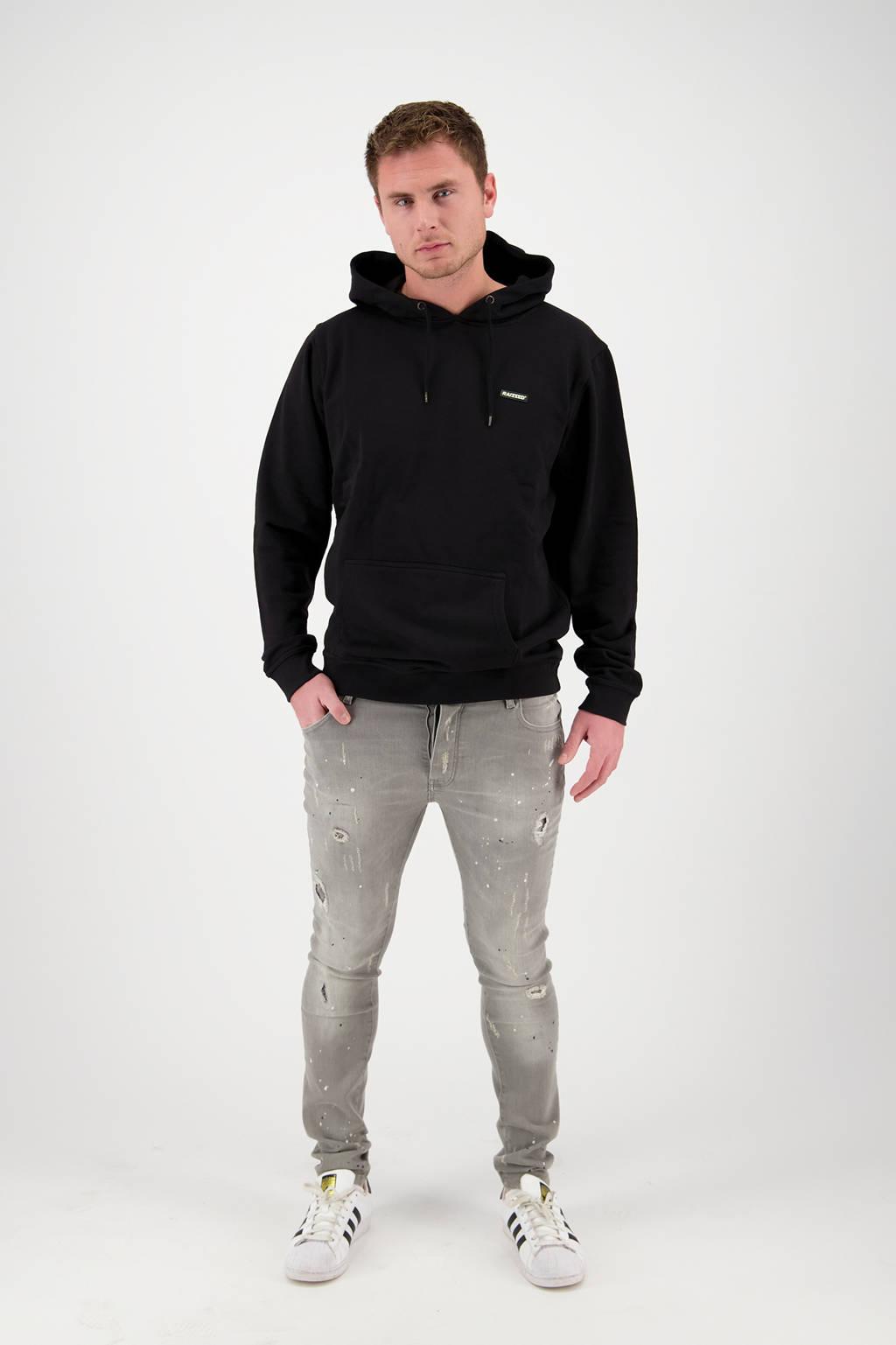 Raizzed hoodie Napels zwart, Zwart