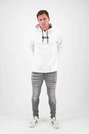 hoodie Newcastle wit