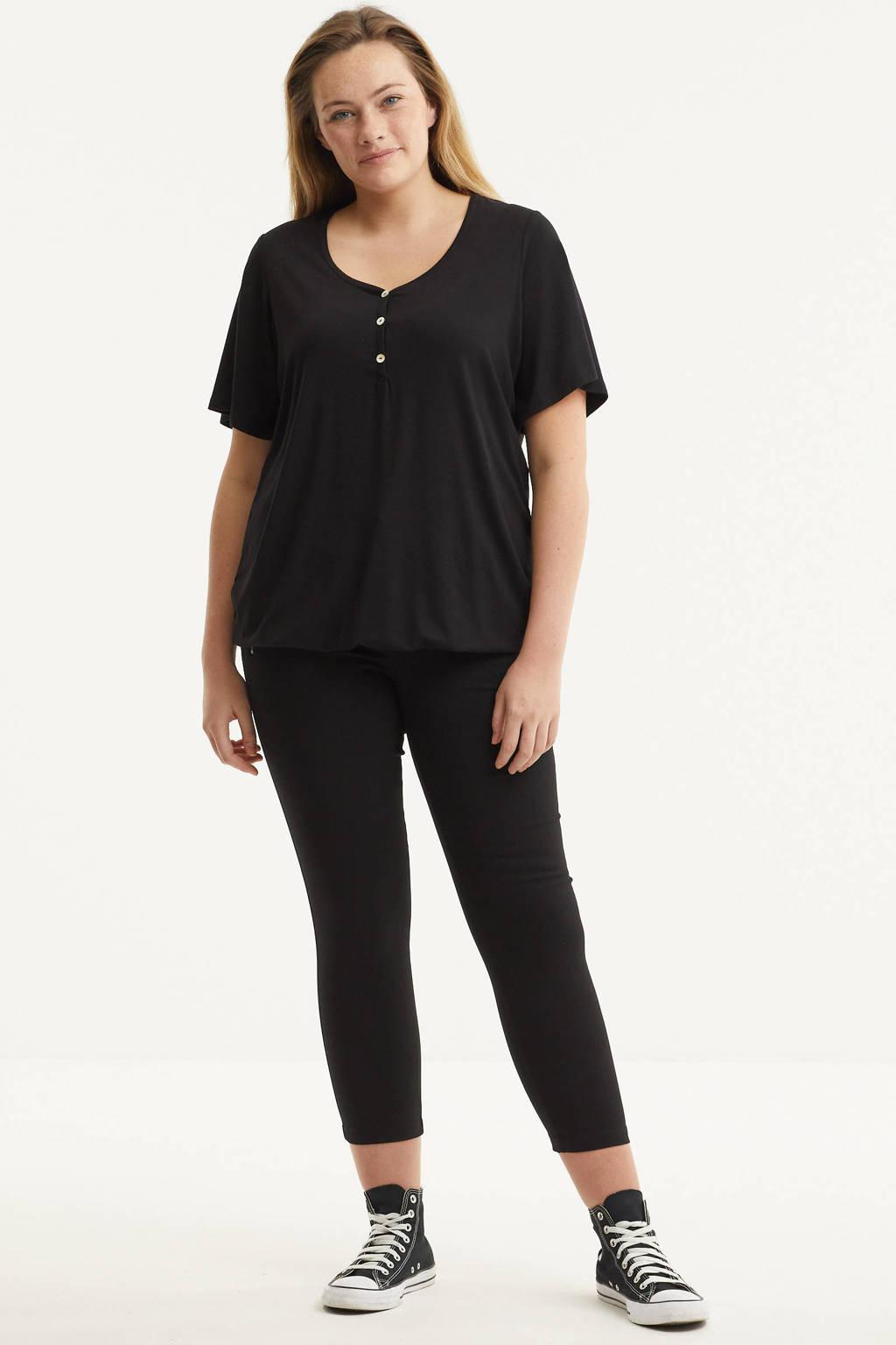Soyaconcept broek zwart, Zwart