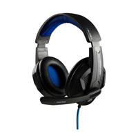 The G-Lab  Korp 100 gaming headset PC/PS4/Xbox, Zwart