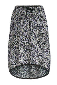 Jill & Mitch by Shoeby rok French met all over print zwart/off white