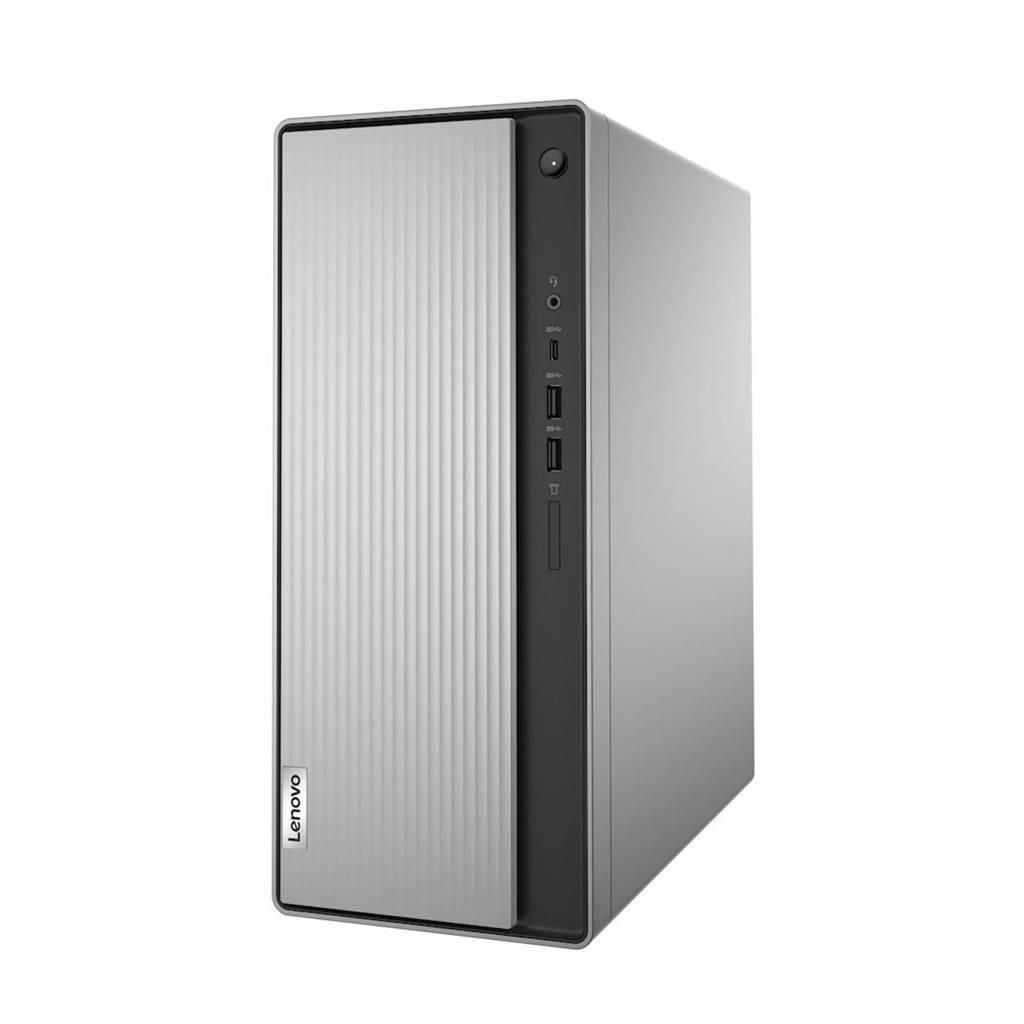 Lenovo IDEACENTRE 5 14IMB05 desktop computer, Grijs