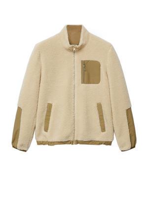 teddy jas beige