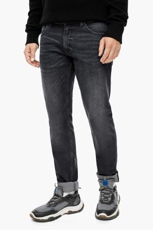 slim fit jeans antraciet