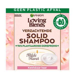 Loving Blends Milde Haver shampoo bar - 60 gram